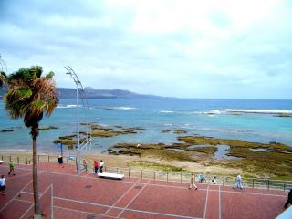 Apartamento 1ª línea de playa, Las Palmas de Gran Canaria
