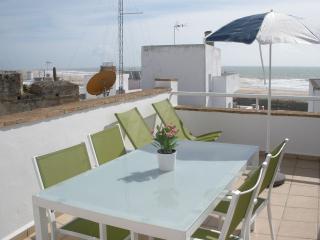 Duplex en la playa con terraza