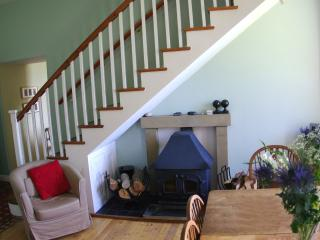 The Dining Hall Fireplace