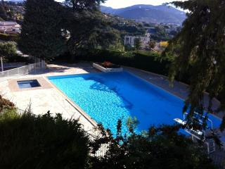 150m2 Beautiful sea view with pool and tennis, Niza