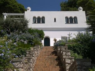 5 bedroom Villa in Island Of Capri, Amalfi Coast Campania, Italy : ref 2226455