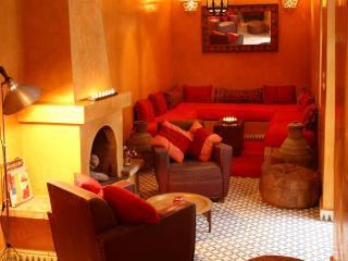 Grand Salon lounge area