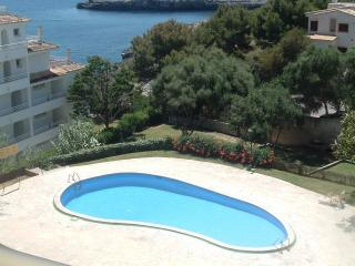 Frente al mar. Portocolom (Mallorca), Porto Colom