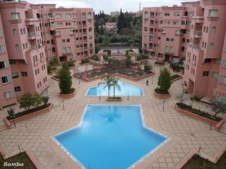 Apartment in Marrakech Hivernage with swimmingPOOL