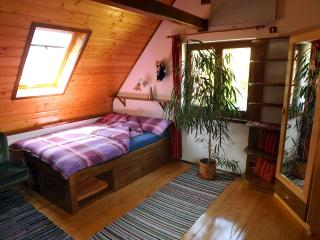 Casa Pelu, third room in the attic (Casa Vale, Sibiu, Transylvania, Romania)