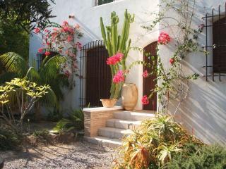 Románticos alojamientos en Villa con jardín, Las Negras