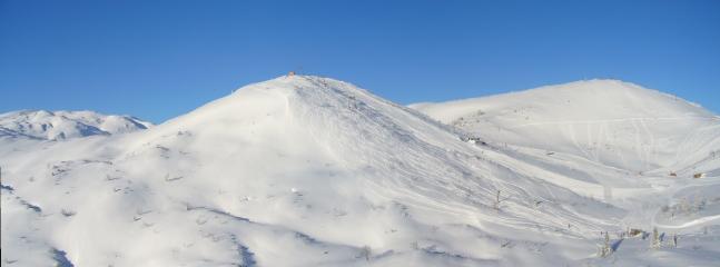 Nearby ski resort, the Feuerkogel, is a lovely family friendly area