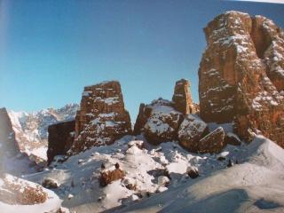Ski chalet Cortina Dolomites