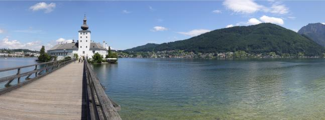 Gmunden has some lovely siights