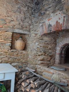 Old baker's oven