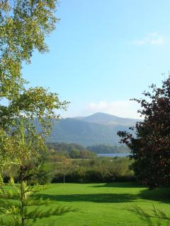 View towards Derwentwater