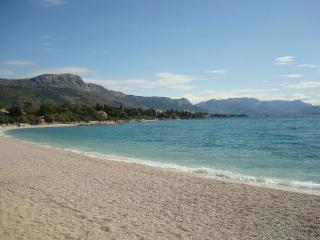 Enjoy lovely beaches and the clear bue Adriatic sea just a few walking minutes away!