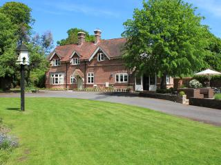The Lodge at Bashley, New Forest National Park Hampshire