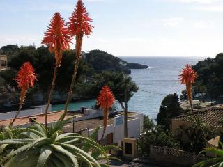 Apartamento EL PINO,  2 terrazas vista mar, Cala Ferrera