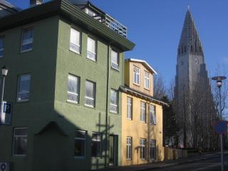 Studio apartment - an excellent prime location, Reykjavik