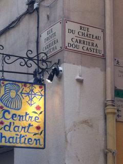 rue du chateau