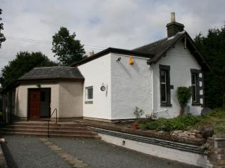 The Old Railway Station, Innerleithen