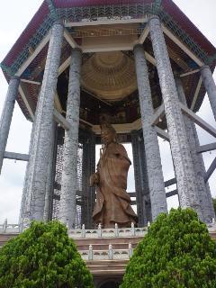Godess of Mercy statue- Kek Lok Si Temple