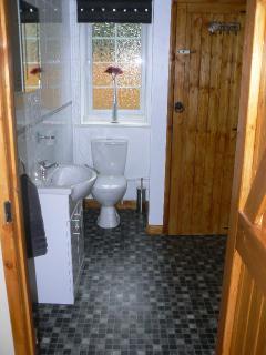 Other side of shower room