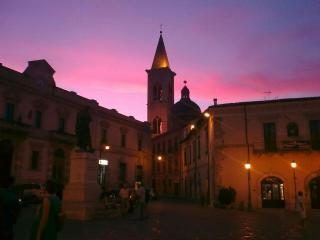 Casa Rossa, Sulmona