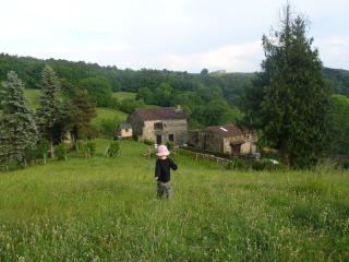 vue sur le hameau de Bouchiche