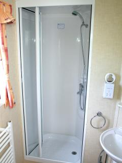 our full shower