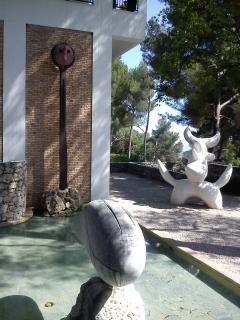 La Fondation Maeght , le musée d'Art contemporain