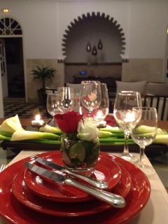 l'art de table