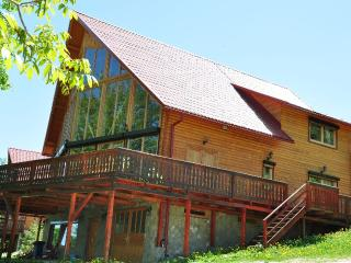 Carpathian Log Home, Bran