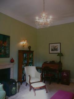 The other side of the drawing room.