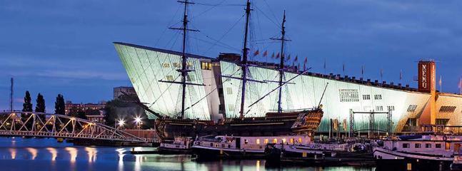 Nemo museum & VOF ship