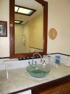Bathroom Marbled Sink