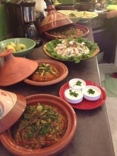les bons petits plats de Fatima