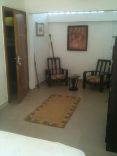 room to rent : Mjaorelle Maison Bleu is the place to stay in Cotonou !