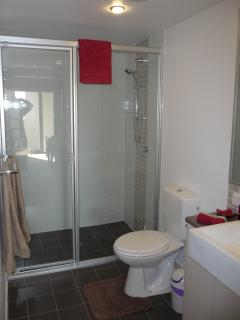 Bedroom one ensuite