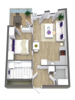 layout/floor plan