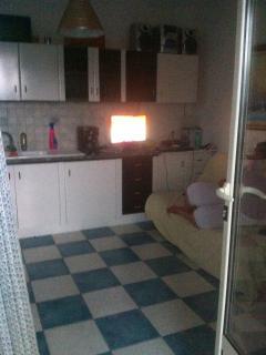 cucina salotto