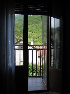 Habitación 1- balcón
