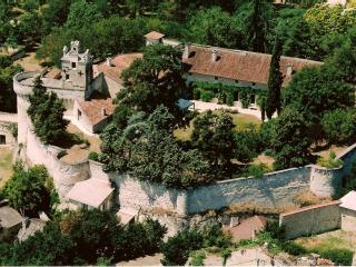 Chateau de Ranton, Chinon