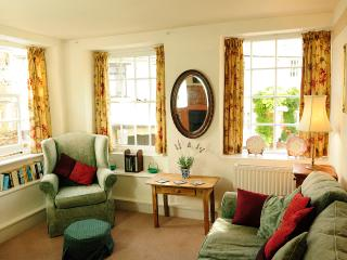 Sitting Room, on the first floor and overlooking Church Square
