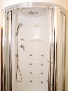 The Roundhouse Shower