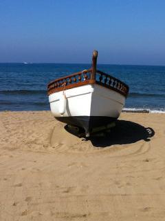 Licinella Beach ( 2 minutes walk)