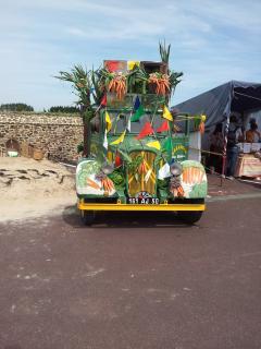 Annual Carrot Fair at Creances