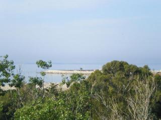A 50 metros playa, gran terraza. Ideal familias.