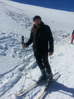 ski à 70 km de Marrakech