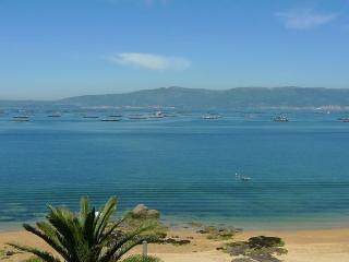 Ático AZIMUT - Vistas al mar - 1ª línea de playas, Vilanova de Arousa