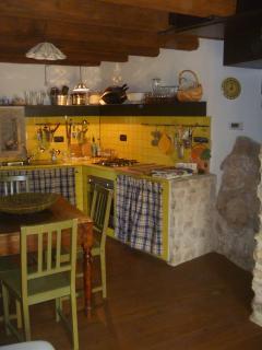 Zona giorno / cucina