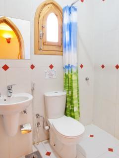 Bathroom for apartment