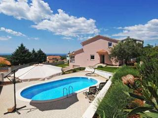 Villa rent with private pool, Kastelir