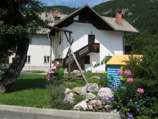 Apartment for 4-8 pers. Bohinj